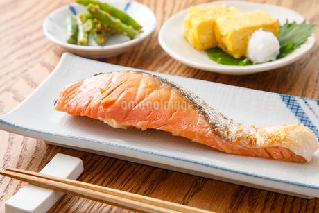 銀鮭の写真素材 [FYI04502008]