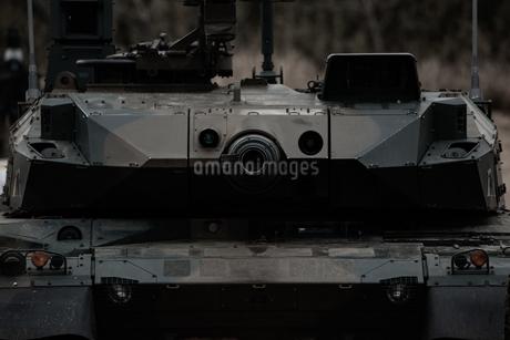 陸上自衛隊の戦車の写真素材 [FYI04503300]