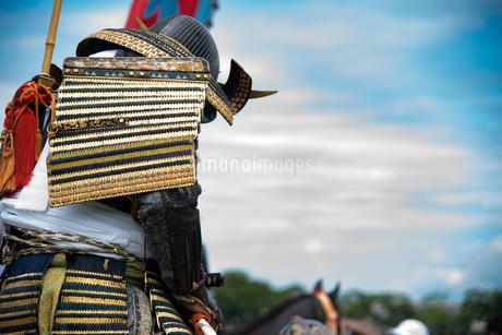鎧武者の写真素材 [FYI04503650]