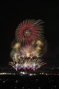 江戸時代3大花火 神明の花火の写真素材 [FYI04504302]