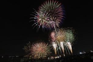 千代田の祭 川せがきの写真素材 [FYI04504383]
