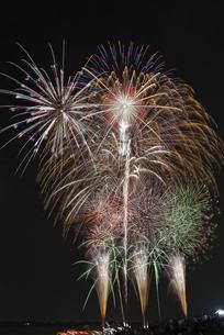 千代田の祭 川せがきの写真素材 [FYI04504387]