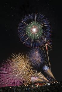 千代田の祭 川せがきの写真素材 [FYI04504390]