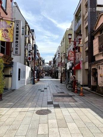 浅草商店街の写真素材 [FYI04504635]