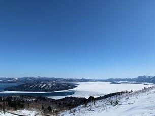 屈寄湖の写真素材 [FYI04505202]