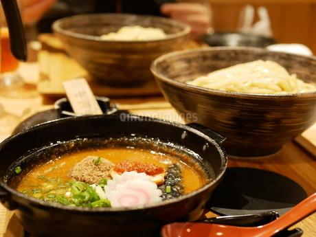 つけ麺の写真素材 [FYI04505204]