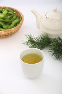 緑茶の写真素材 [FYI04505685]