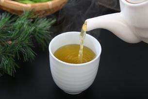 緑茶の写真素材 [FYI04505688]