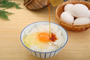 卵かけご飯の写真素材 [FYI04505967]