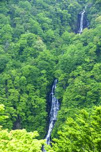 蔵王三階の滝の写真素材 [FYI04506724]