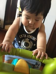子供の写真素材 [FYI04507738]