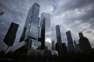 アメリカ、ニューヨーク、911メモリアルミュージアムの写真素材 [FYI04508542]