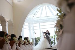 結婚式場の写真素材 [FYI04508548]