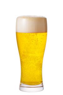グラスビールの写真素材 [FYI04508618]
