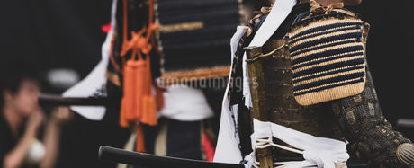 鎧武者の写真素材 [FYI04509398]