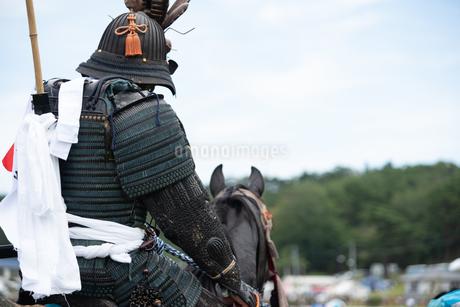 騎馬武者の写真素材 [FYI04509470]