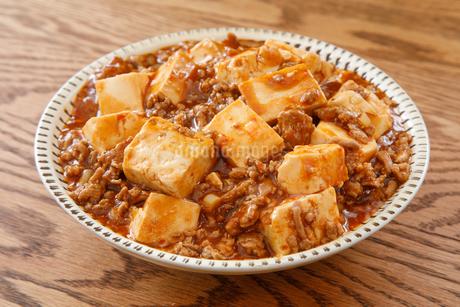 麻婆豆腐の写真素材 [FYI04509575]
