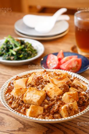 麻婆豆腐の写真素材 [FYI04509578]