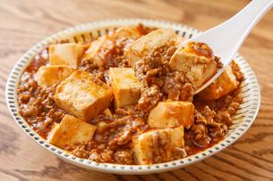 麻婆豆腐の写真素材 [FYI04509579]