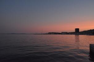 スプリット アドリア海の真珠(=ドブロブニク)と並び称される  クロアチアの写真素材 [FYI04511107]