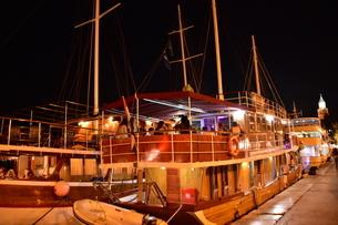 スプリット アドリア海の真珠(=ドブロブニク)と並び称される  クロアチアの写真素材 [FYI04511123]