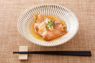 赤魚の煮付けの写真素材 [FYI04511252]