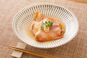 赤魚の煮付けの写真素材 [FYI04511253]