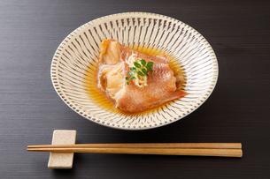 赤魚の煮付けの写真素材 [FYI04511255]