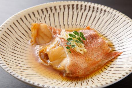 赤魚の煮付けの写真素材 [FYI04511257]