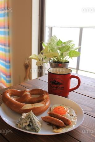 朝食のイメージの写真素材 [FYI04511266]