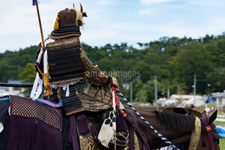 騎馬武者の写真素材 [FYI04511294]