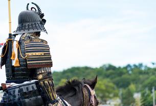 騎馬武者の写真素材 [FYI04511330]