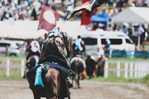 相馬野馬追の写真素材 [FYI04511453]