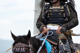 騎馬武者の写真素材 [FYI04511464]