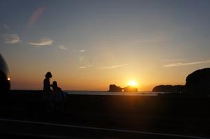 Sunsetの写真素材 [FYI04511501]