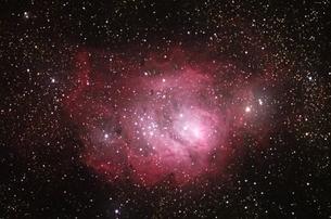 干潟星雲の写真素材 [FYI04513043]