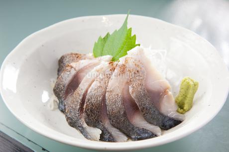 炙りしめ鯖の写真素材 [FYI04514483]