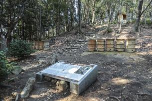 東谷山の南社古墳の写真素材 [FYI04515416]