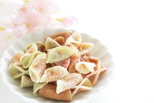 京菓子の写真素材 [FYI04515896]