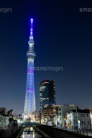 東京スカイツリーの写真素材 [FYI04516051]