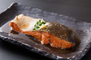 銀鮭の写真素材 [FYI04516661]