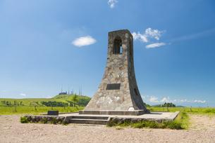美ヶ原高原の美しの塔の写真素材 [FYI04516829]