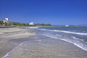 青島ビーチの写真素材 [FYI04517363]