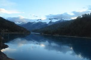 南極大陸に1番近い地域 パタゴニア(チリ/アルゼンチン)の絶景の写真素材 [FYI04518075]