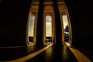 トーマス・ジェファーソン記念館の写真素材 [FYI04519731]