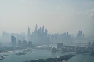 ドバイ(アラブ首長国連邦)の都市風景の写真素材 [FYI04519999]