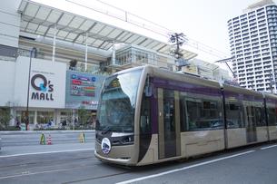 阪堺電車 堺トラムの写真素材 [FYI04524909]