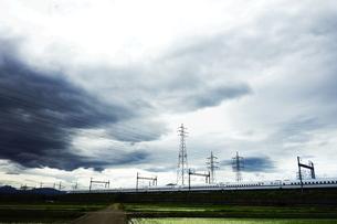 神奈川県 東海道新幹線の写真素材 [FYI04525121]