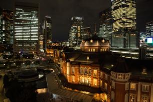 Tokyo stationの写真素材 [FYI04525915]