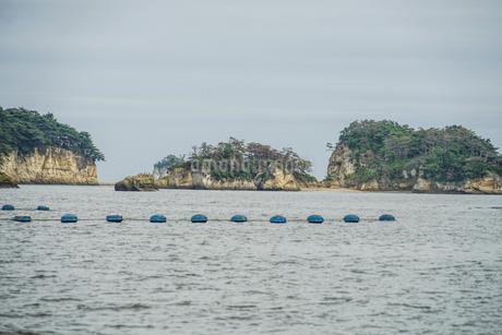 松島の風景(日本三景・宮城県)の写真素材 [FYI04526283]